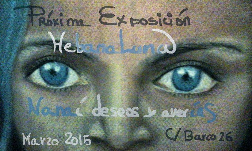 exposición marzo 2015