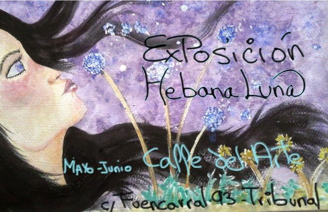 Exposición Hebana Luna